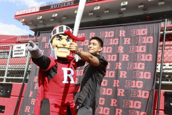 Hey, Rutgers Almost Won A Game Last Week