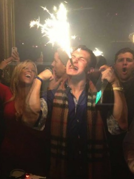 Manziel's Parents Worry about His Behavior off the Field