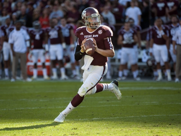 Ex-NCAA Official Thinks Manziel Should Sit