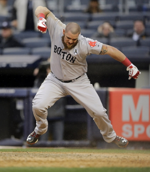 BoSox Head to New York for Key Matchup