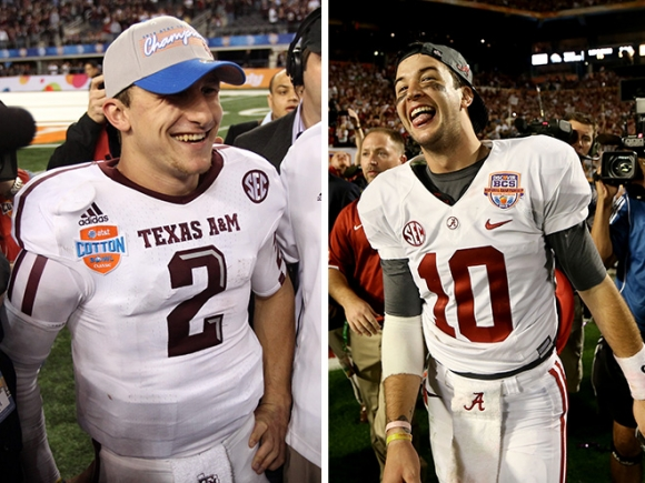 McCarron Growing Tired Of Manziel Questions