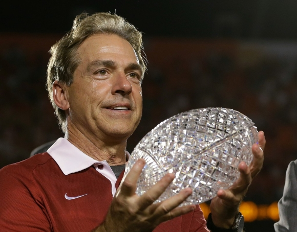 No Surprise: Texas Regent Talked to Saban's Agent