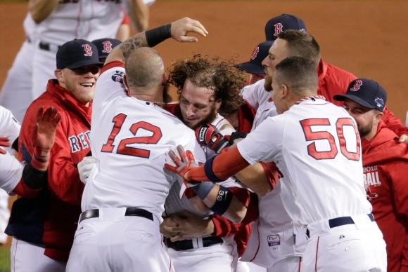 BoSox Win in a Miracle