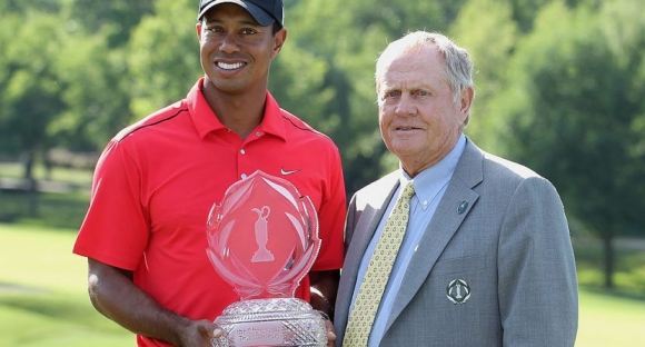 The Tiger and the Golden Bear