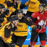 Germans Blitz Canada in Olympic Semi-Final
