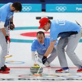 Mr T's Stirring Words Inspire Yank Curlers to Olympic Gold