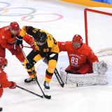 Last-Second Comeback Shifts Hockey Gold to the Kinda Russia Team