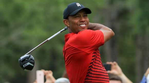 Tiger's Getting Up to Speed; Finishes Second at Valspar