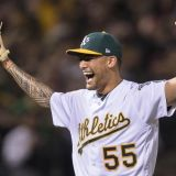 A's Manaea No-Hits Red-Hot Red Sox