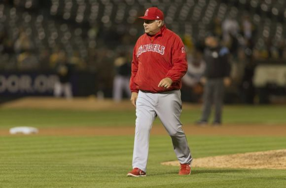 Angels Blow Chance to Dare Umpires over Mound Visits