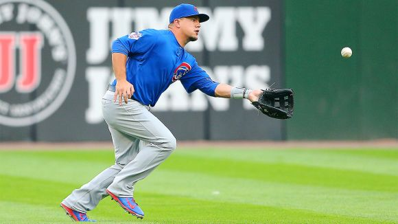 The Wacky Outfield Misadventures of Kyle Schwarber