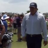Phil Mickelson Dressed for Success on the Course