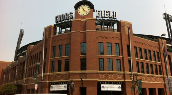 Coors Field Hosts Rare 1-0 Pitchers Duel