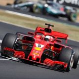 Hints and Allegations as Vettel Wins British Grand Prix