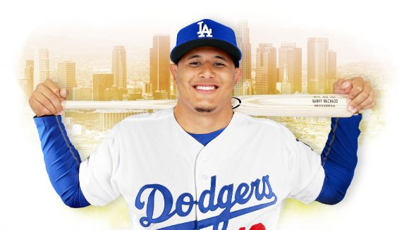 Dodgers Get Machado for a Handful of Magic Beans