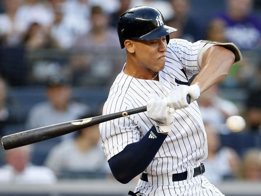 Aaron Judge Breaks Wrist; Yankees Trade for Starting Pitcher