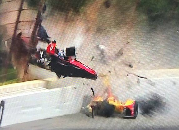 Wickens Wins Indy Car's Helicopter Division and Lives to Tell the Tale