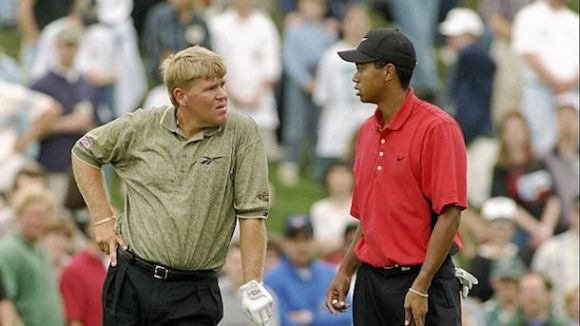 Tiger Still Can't Break Par in First Round; John Daly Still Can