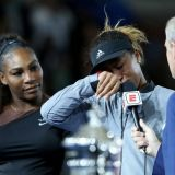 Bizarro-meter Redlines As Osaka Wins US Open