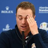 Rick Reilly Keeps It Weird with Bizarre Questioning of Justin Thomas