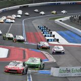 Result from the Roval 400: Everyone Lived