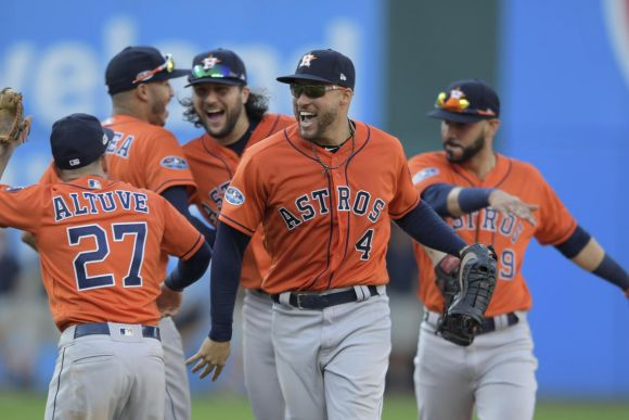 ALDS: Astros Blast Tribe into the Off-Season; BoSox Crush Bombers