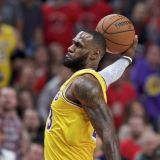 LeBron's Lake Show Finds No Safe Harbor in Portland