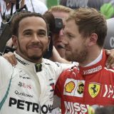 Mild Max Takes the Mex While Hamilton Clinches Driver's Title
