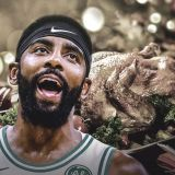 Kyrie Irving Doesn't Care About Your Trite Holiday Traditions