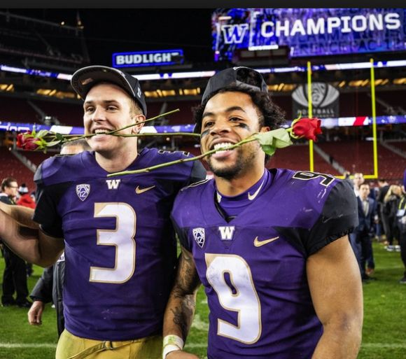 Pac-12: Huskies' Defense Stifles Utes, Scores TD While Offense Bites Roses
