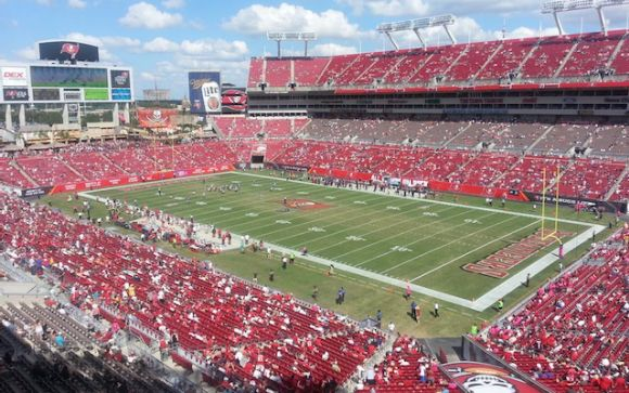 Tampa Bay Is Literally Giving Away Tickets to Watch What They're Calling Football