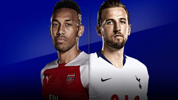 Aubameyang Leads Arsenal over Spurs in North London Derby