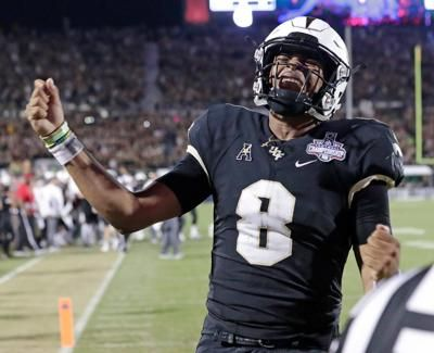UCF Unveils Its Next Slinging Sensation in AAC Title Triumph