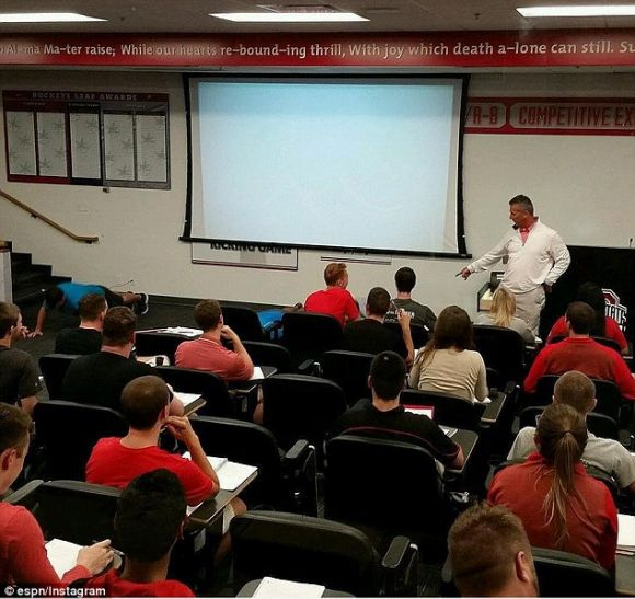 Character & Leadership 101 with Professor Urban Meyer