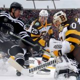 Winter Classic: Blackhawks' Fashion Statement Not Enough to Curb Bruins