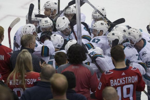 The San José Sharks Just Gave Us a Buzzer Beater Drenched in Drama