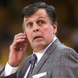 The Eloquent Kevin McHale Calls Someone a Dickhead on Live TV