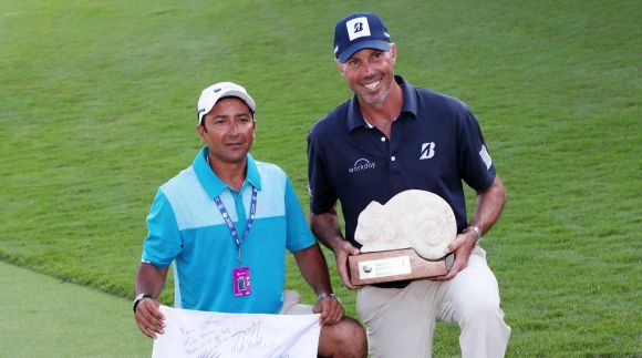 Matt Kuchar Continues to Catch Hell over His Poor Tipping Episode