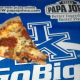Louisville Pizza Pariah Papa John Is Now Sporting Kentucky Blue, if Anyone Cares