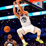 NBA All-Stars Singe Twine for 342 Points, Rack Up an Eye-Popping 15 Fouls