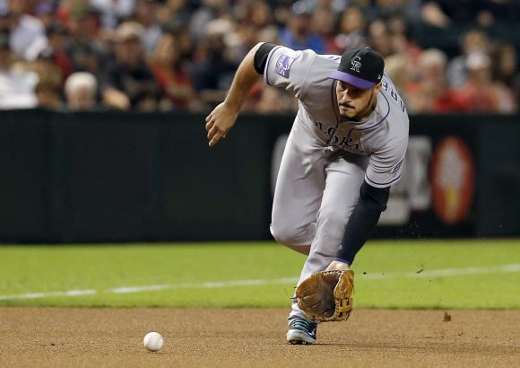 Now Arenado Has North America's Richest Annual Athlete's Salary