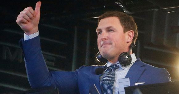 In a Moment of Welcomed Clarity, Jason Witten Flees the ESPN Broadcast Booth