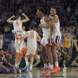 Final Four: A Wacko 1.5 Seconds Puts Virginia in Title Game