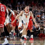 Last Dance: Virginia Takes Texas Tech in OT; Their Past Is Now History