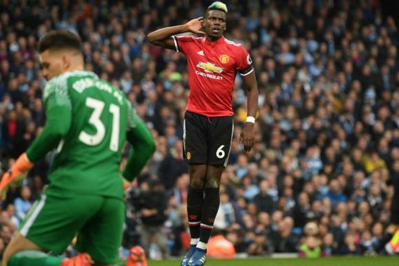 Pogba Saves United in Ragged Day against West Ham