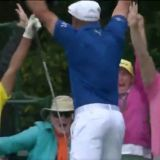 Hey, Check Out These Two Final Round Aces at the Masters