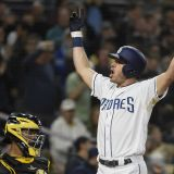 Ian Kinsler Professes His Everlasting Love to Padres Fans