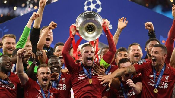 Liverpool Are Champions of Europe