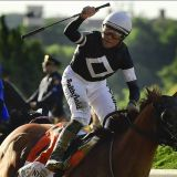 Sir Winston Green-Cards It to a Belmont Stakes Victory