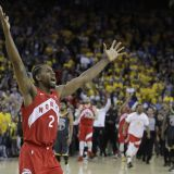 NBA Finals: Raptors Down Dubs to Win an Oracle-Style Title